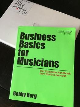 Second class: Music Publishing