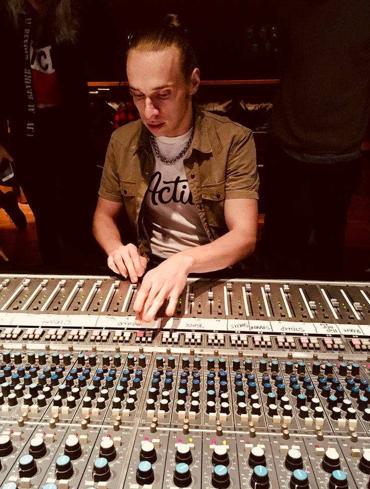 Kay mixing