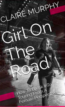 Girl On The Road Cover