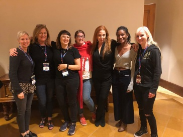 Women in Touring Summit at the Tour Link Pro conference in 2019. Photo credit: Erika Pursiainen